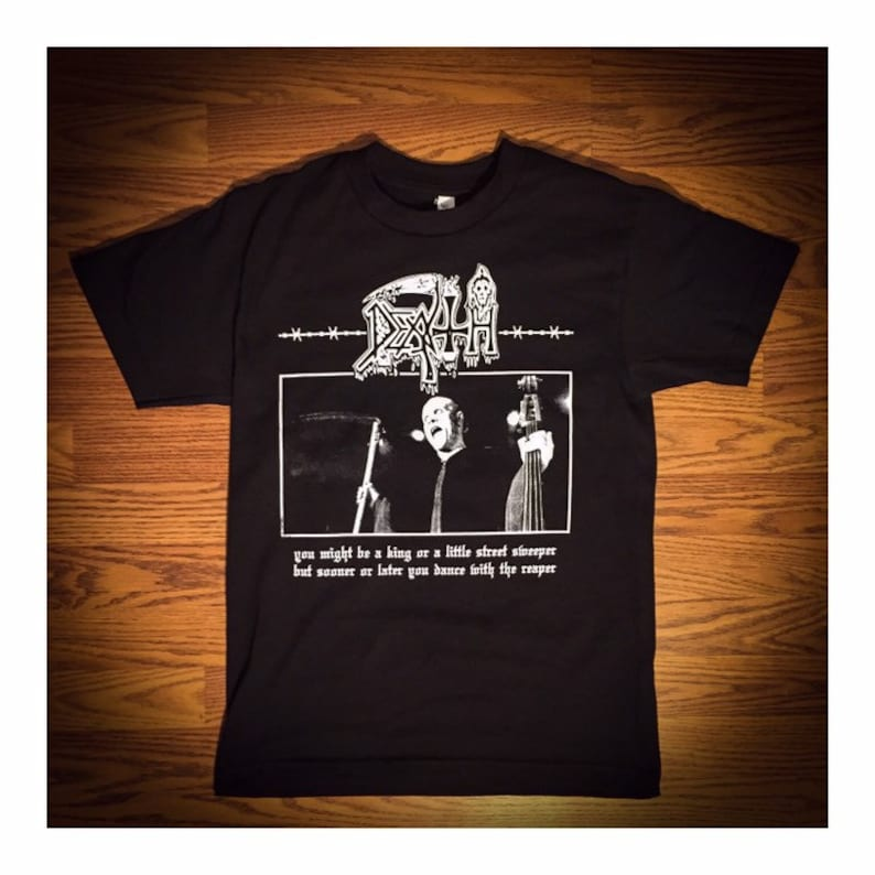 BOGUS DEATH  Bill and Ted Metal T-shirt image 0