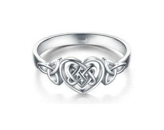 Véritable Pendentif en Argent Sterling Viking Symbole Vegvisir solide Hallmarked 925
