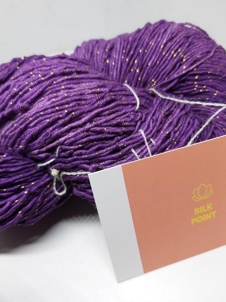 Seiba silk with banana fiber fair produced and fair trade image 0