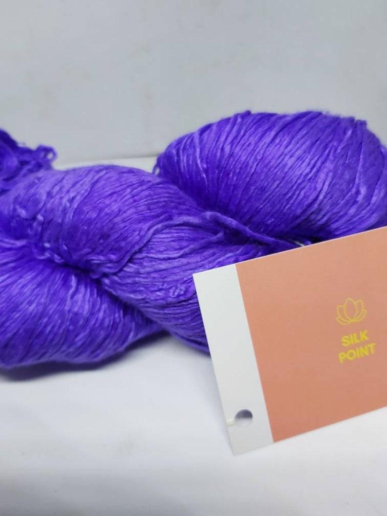 Anamika Purple image 0
