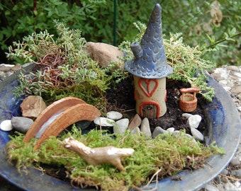 Gartendekoration Etsy De