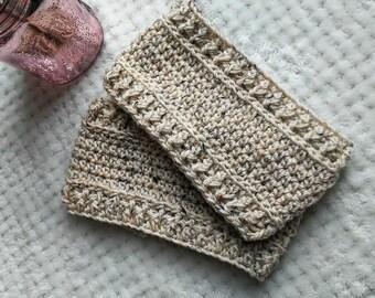 headband ear warmer, ear warmer, crochet ear warmer