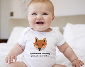 Personalized Shiba Inu Baby One-piece, Shiba Inu Baby Bodysuit, Custom Dog Bodysuit, Custom Shiba Inu One-piece, Dog Infant Bodysuit, Baby