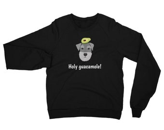 Personalized Schnauzer Sweatshirt, Custom Schnauzer Sweatshirt, Custom Dog Sweatshirt, Personalized Dog Sweatshirt, Schnauzer Sweatshirt
