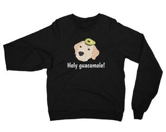 Personalized Labrador Retriever Sweatshirt, Custom Lab Sweatshirt, Custom Dog Sweatshirt, Personalized Dog Sweatshirt, Yellow Lab Sweatshirt
