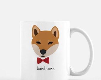 Personalized Shiba Inu Mug, Shiba Inu Coffee Mug, Shiba Inu Gifts, Shiba Inu, Customized Shiba Inu Mug, Shiba Inu Cup,Dog Mug, Shiba Inu Mug