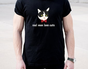 Personalized Tuxedo Cat Short-Sleeve Unisex T-Shirt, Cat T-shirt, Custom Cat T-shirt, Cat Dad, Cat T-shirt, Cats, Best Cat Dad Ever T-shirt