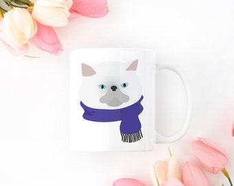 Personalized Persian Cat Mug,Persian Cat Coffee Mug, Cat Mug, Cat with Scarf Coffee Mug, Persian Cat Cup, Persian Cat Cup, Grumpy Cat Mug