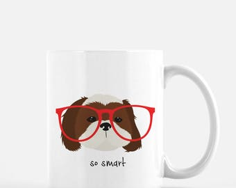 Personalized Shih Tzu Mug, Customized Shih Tzu Gift, Shih Tzu Mug, Shih Tzu Gifts, Custom Shih Tzu, Shih Tzu, Dog Mug, Shih Tzu Coffee Mug