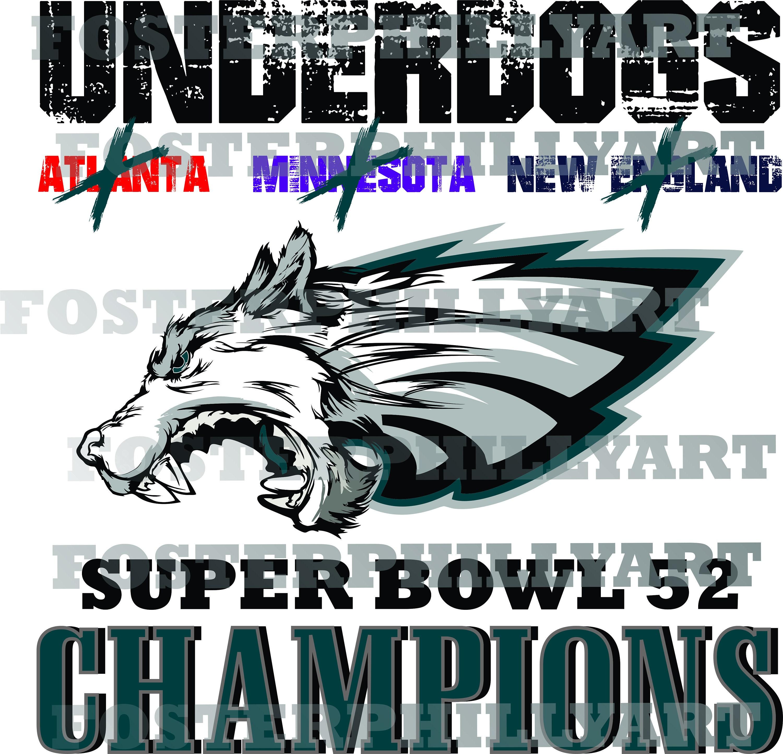 ba4898bca Philly Sports SHIRT UNDERDOGS