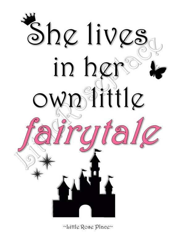 Girls Purse Coin Holder Blue I Am The Princess In My Own Fairytale