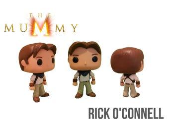 Custom Rick O'Connell Funko Pop