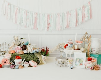 Tea Party Theme Etsy