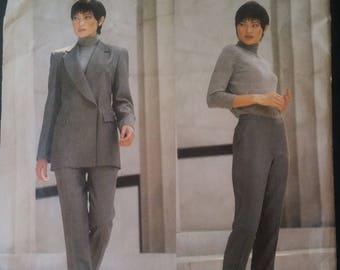 Donna Karan New York Suit in Sizes 14-16-18 for Vogue American Designer 2217