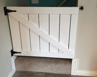Custom made to order barn style gate *FREE SHIPPING*