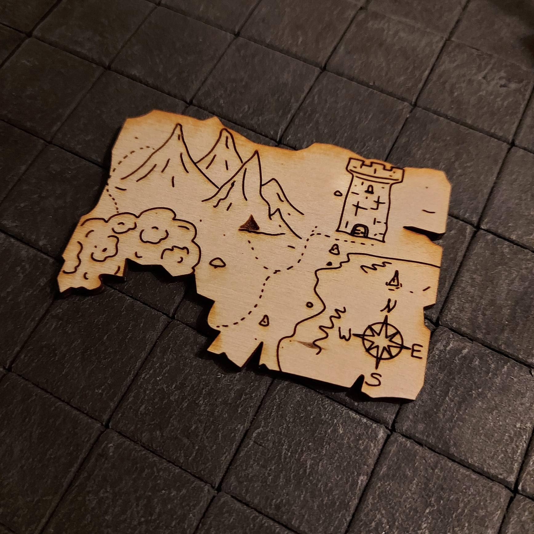 Treasure Map - Oi