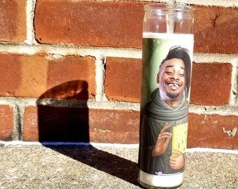 Danny Brown Prayer Candle