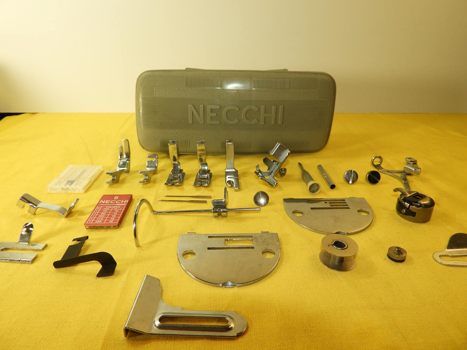 necchi sewing machine parts