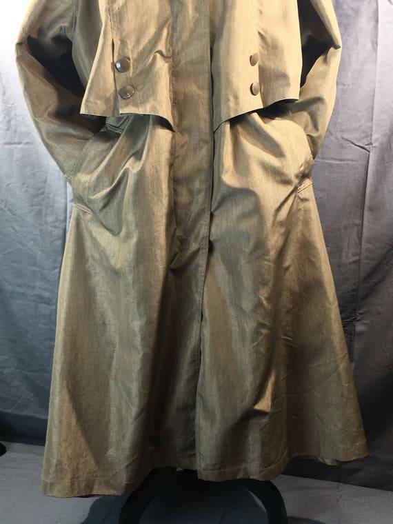 Coat Coat Vintage Coat Women's Women's Winter Brown Weather All Komitor Bronze Long Coat Insulated Trench Multi Clothing Light Layer SwvwIqgr5n