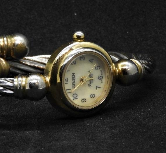 Ladies watch gruen vintage GruenWristwatches home