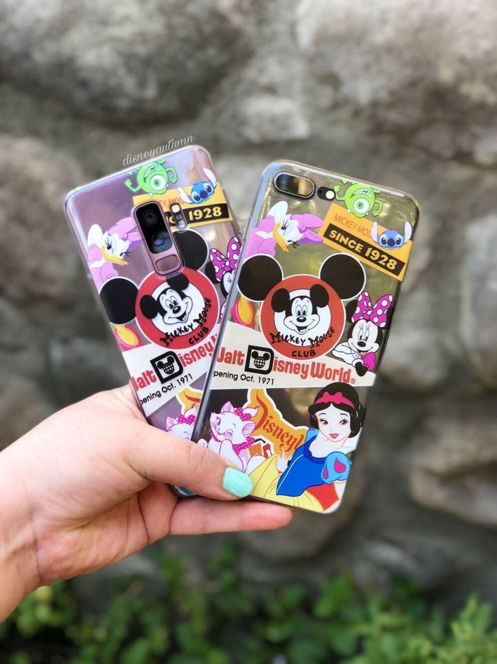 Mickey mouse Telefon-Fall Disney-Telefon-Fall | Etsy