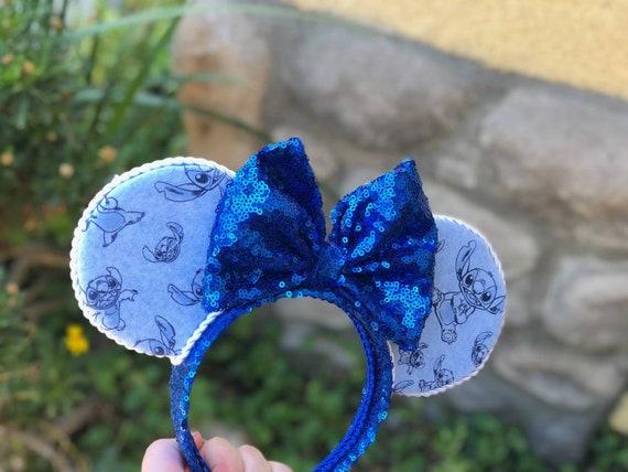 Piquer les oreilles de Mickey   piquer les oreilles de Mickey Mouse   Les oreilles du Likoud et au point   oreilles tissu Mickey   tissu Minnie oreilles   Oreilles de Minnie tissu   au point de
