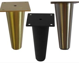 metal furniture legs etsy rh etsy com metal sofa legs australia metal sofa legs made in china