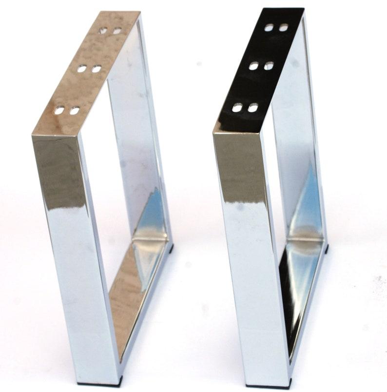 16 Moderne U Form Couchtisch Beine Metall Möbelbeine Etsy