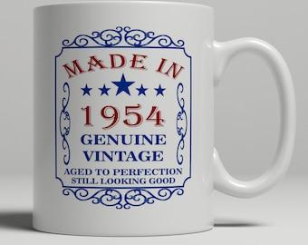 65th Birthday Mug Present Gift Born 1953 Idea Men Women Ladies Dad Mum Happy 65 Overig
