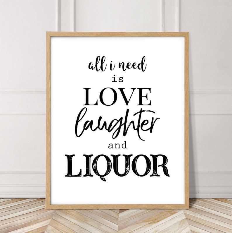 Antiquitäten & Kunst Kunstplakate FUNNY ALCOHOL DRINKING drunk quote positive poster picture print wall art 10