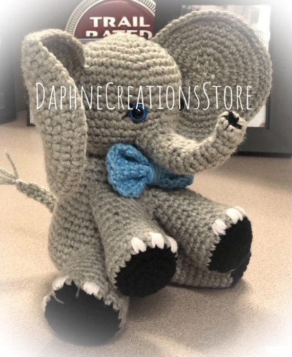 Ella the elephant and her boy friend – AmigurumiBB | 696x570