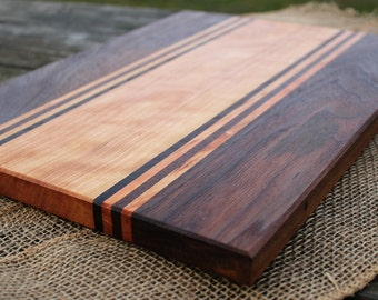 Wood Cutting Board Etsy