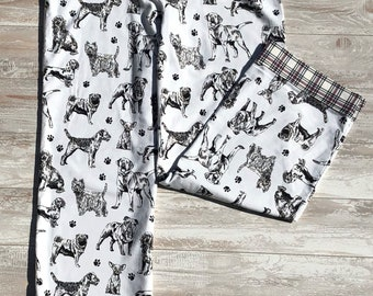 Pajamas for Dog Lovers(P38)