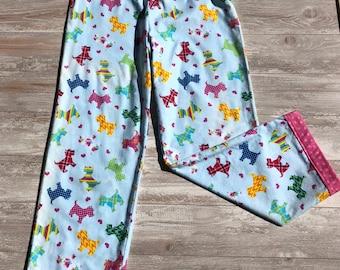 Pajamas for Scottie Dog Lovers(P19)