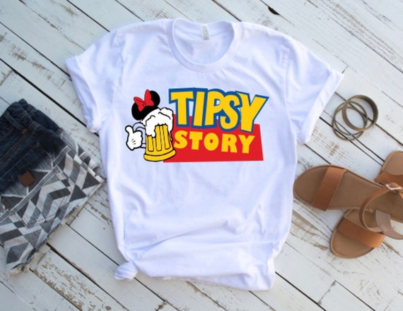 2a9646ff427 Tipsy story   toy story land   epcot   disney  ears and beers   drinking
