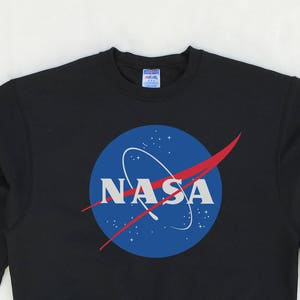 NASA Sweatshirt grijs gehaktbal Sweatshirt NASA shirt ruimte