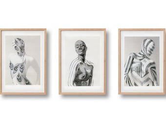 Eye Be Dazzled | 3 fine art poster prints | 3 for price of 2 | free shipping in the Netherlands