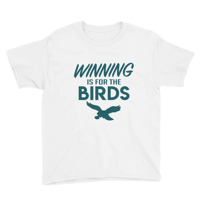 5c0bd99f Philadelphia Winning is for the Birds / Eagles Champions Kids | Etsy