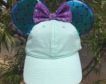 01530e7f901 Magical Mermaid Mouse Ear Hat