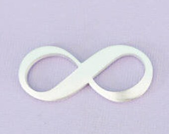 Stamping Tool for DIY Jewelry INFINITY Metal Stamp ImpressArt 6mm Figure Eight Shapes and Patterns Design Stamps Steel Stamp