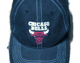 1990's Twins Brand CHICAGO BULLS Snapback Hat