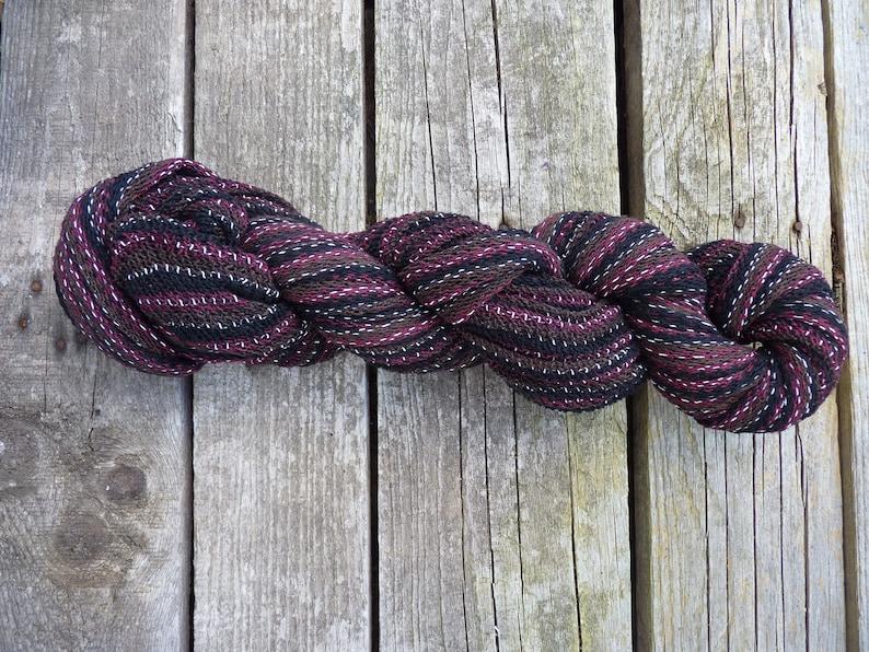 Knitted Cotton Infinity Scarf-Tube Shawl Hood earthy natural Goa Alternative psy trance wear Scarf Shawl Tribal Hippie Clothing-Yamuna Art