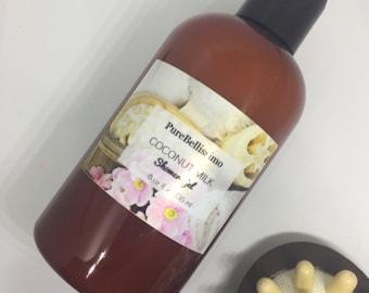 Coconut Milk Natural Shower Gel