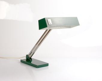 Electrial Banker Industrial student desk lamp brown brass adjustsble heights swivel all directions VTG piano light