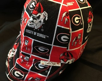 GA Bulldog Reversible Hat