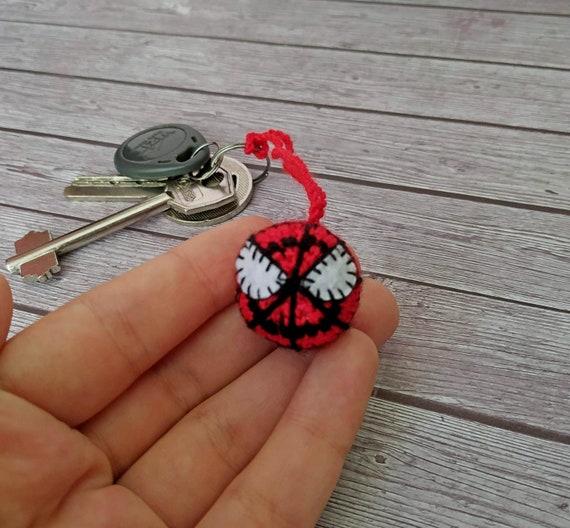 Z takim breloczkiem adne klucze nie zgin ;) #crochet #instacrochet ... | 528x570