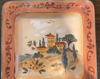 Tuscan Landscape Platter
