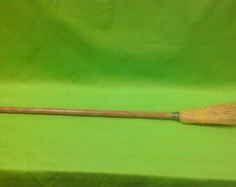 Vintage broom | Etsy