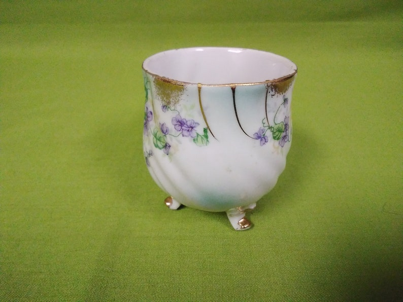 Vintage Lefton/'s China TeaCoffee Cup Handpainted China