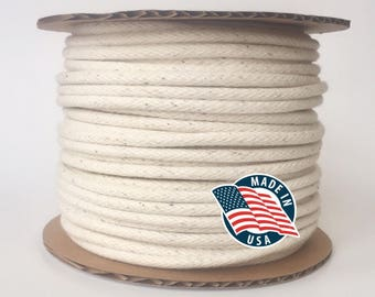 "4/32"" Cotton Piping (welt cord) MADE IN USA"